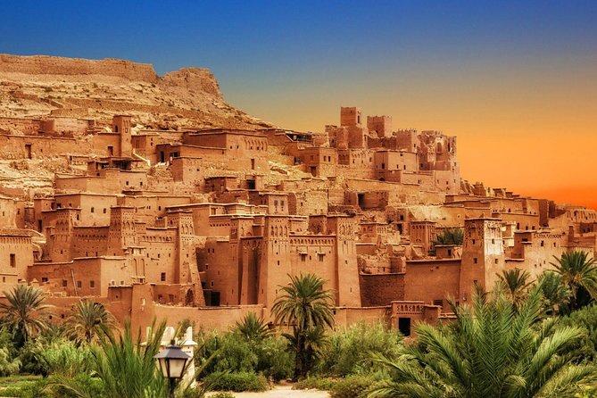 Full-day Trip To Ait Ben Haddou Kasbah & Ouarzazate From Marrakech