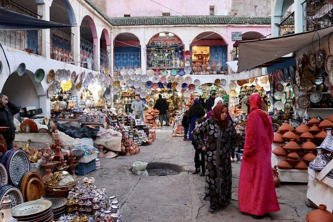 Full-day Trip To Oualidia And Safi From Marrakech