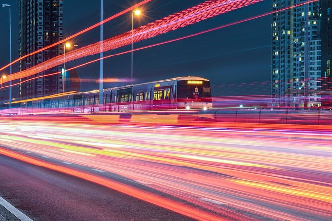 The 9-ways of transport experience
