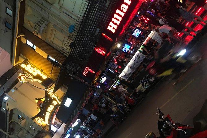Bangkok Nightlife Small-Group Tour with Go-Go Shows