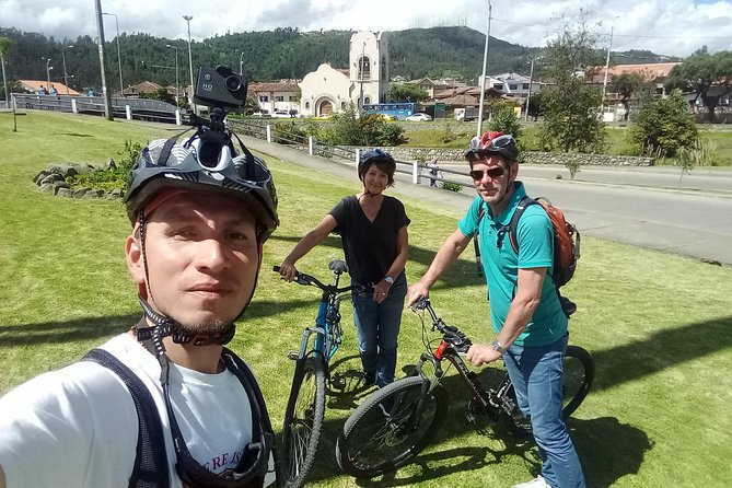 Half-Day Biking and Walking Tour of Cuenca, Ecuador