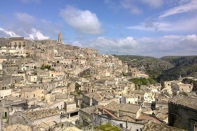 Full-Day Tour of Matera