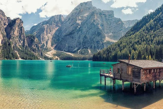 From Bolzano: Private Day Tour by car: The Heart of the Eastern Dolomites