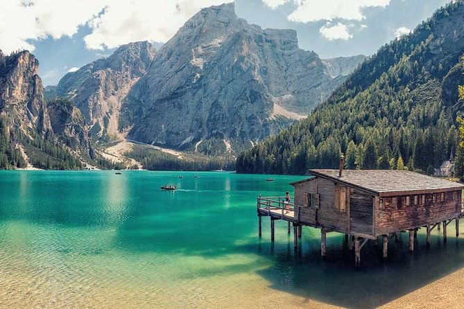 From Trento: Private Day Tour by car: The Heart of the Eastern Dolomites