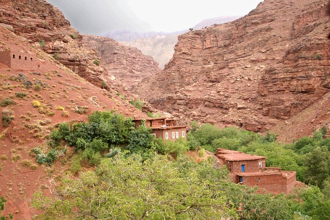Atlas Mountains Trip - A Day with The Berbers!
