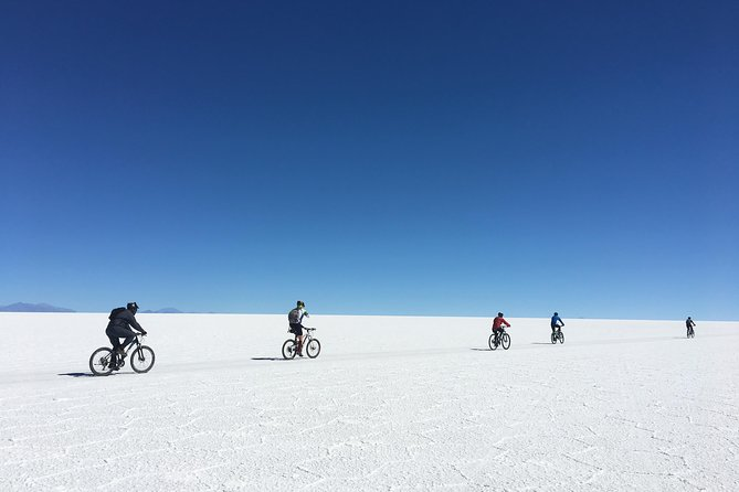 2 Days bicycle tour on the salt flat. photo 21