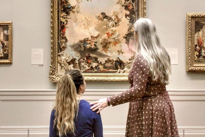 Reiki Meditation Adventure at the Metropolitan Museum of Art