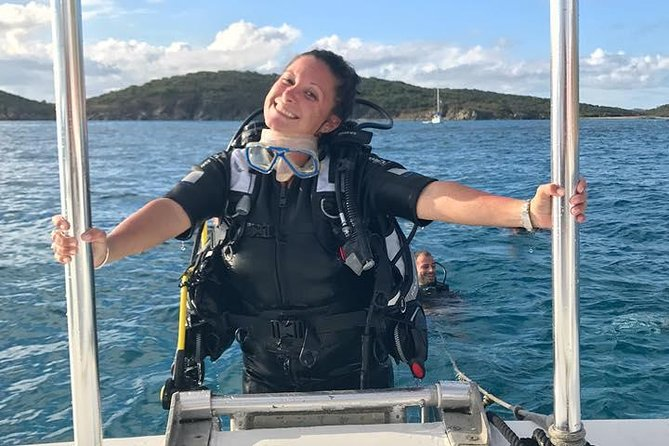 PADI or SSI Open Water Certification