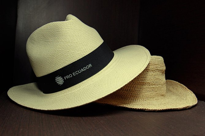 Tour to the Iconic Ecua-Andino Toquilla Straw Hats Factory