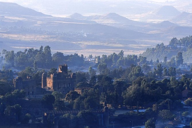 Gondar full day city tour
