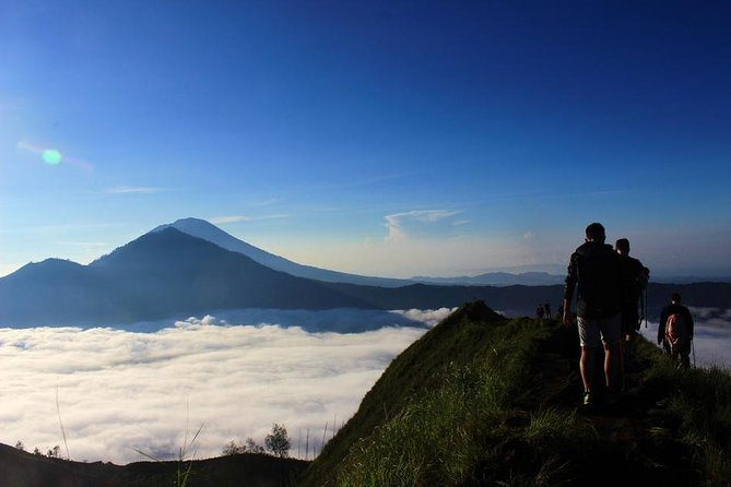 Mount Batur Sunrise Trekking with Breakfast on top