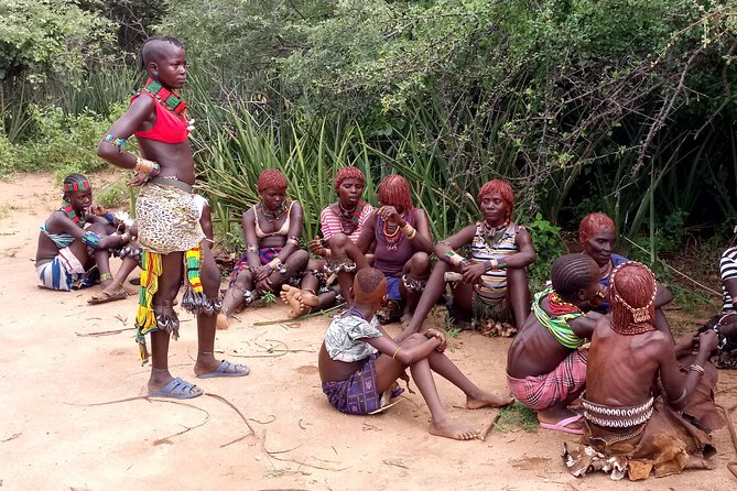 Private and Customizable Omo Valley Authentic Culture Tour
