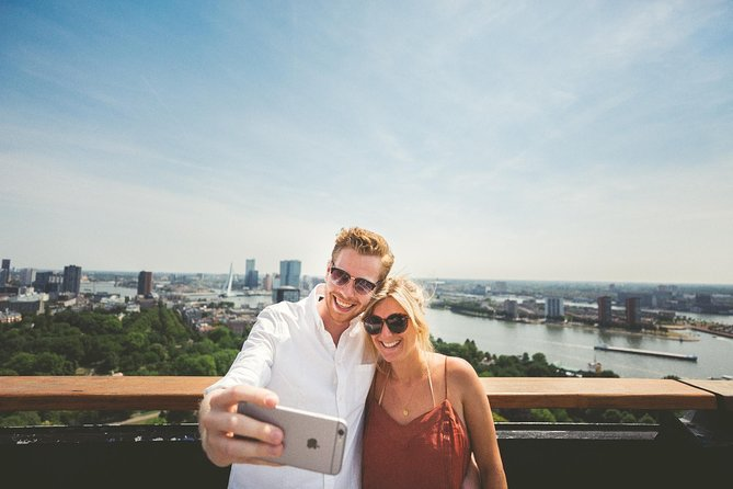 Euromast Lookout Tower: Enjoy a Spectacular 360 View of Rotterdam