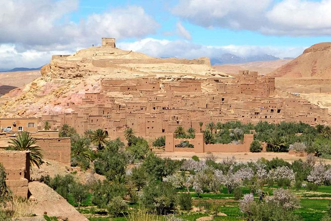 Full Day Private Day Trip To Kasbahs Ait Ben Haddou And Telouet From Marrakech