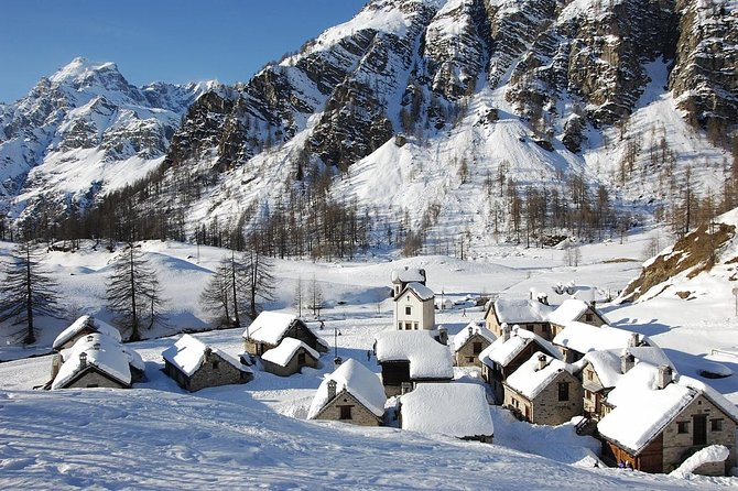 Walking Tour to Alpe Devero from Arona
