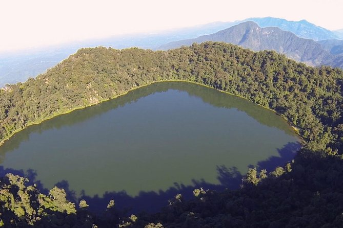 Trek to Chicabal Volcano and Lagoon
