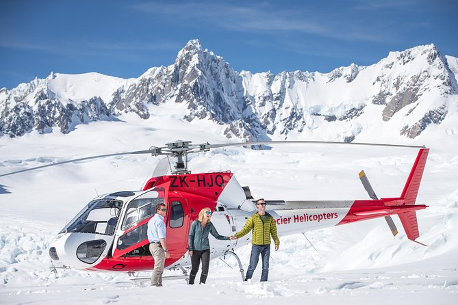 Franz Josef Glacier Helicopter Flight with Snow Landing