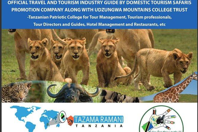 5 Days Tanzania Adventure Camping Safari
