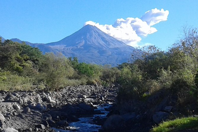 Colima Volcano Cultural Tour: Coffee Plantation, Hacienda and Comala Magic Town