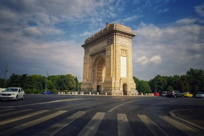Privat rundtur i Bukarests historiska och traditionella höjdpunkter