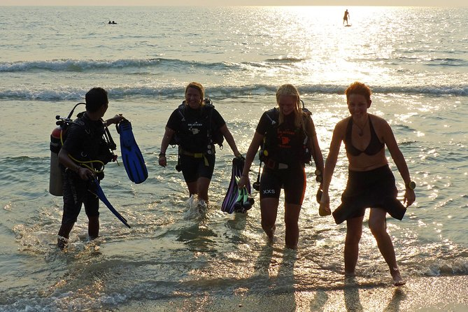 Discover Scuba diving, try diving for beginners (starts from Koh Chang)