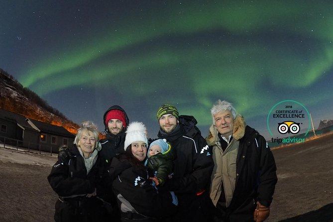 Caccia alle aurore boreali standard