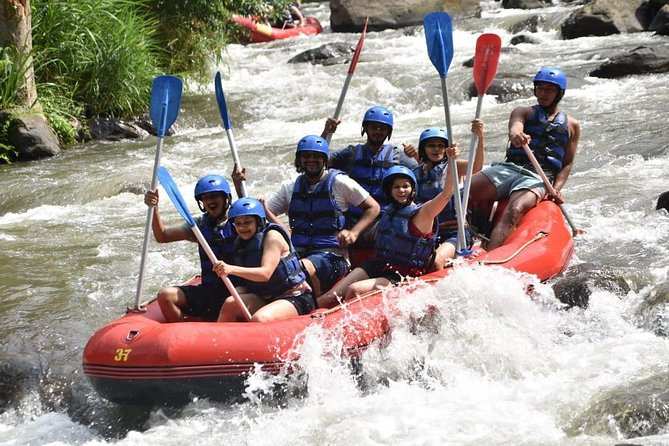 Bali Ayung Rafting and ATV Ride Adventure