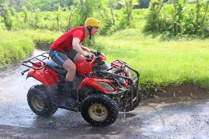 Bali Ayung Rafting and ATV Ride Adventure photo 2