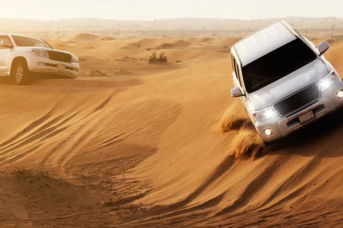 Sunset Desert Safari Dubai with BBQ Dinner Image