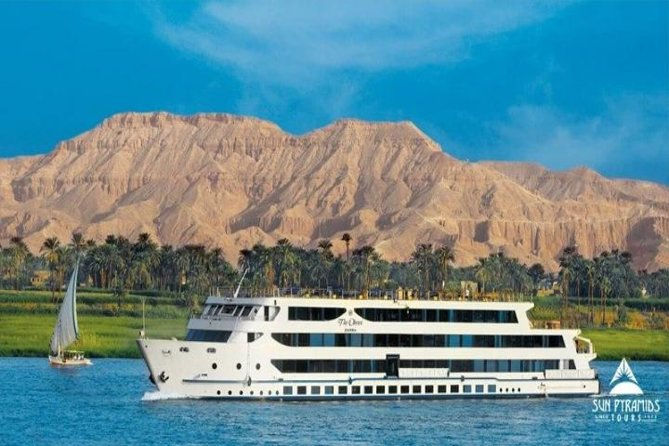 Package 8 Days 7 Nights to The Oberoi Zahra Nile Cruise at New Year