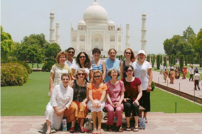 Over Night Taj Mahal Tour