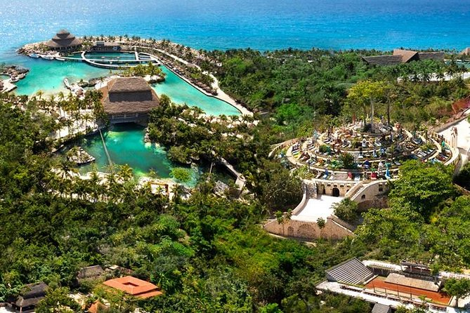 Xcaret Plus with Catamaran to Isla Mujeres