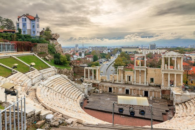 Rila Monastery and Plovdiv tour in one day