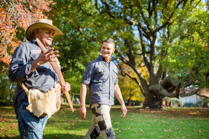 Caminhada da herança aborígine - Royal Botanic Gardens Victoria, jardins de Melbourne