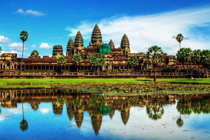 4Days - Phnom Penh to Siem Reap