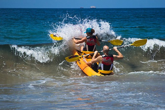 Tamarindo Kayaking Tour with Snorkeling at Captain Island