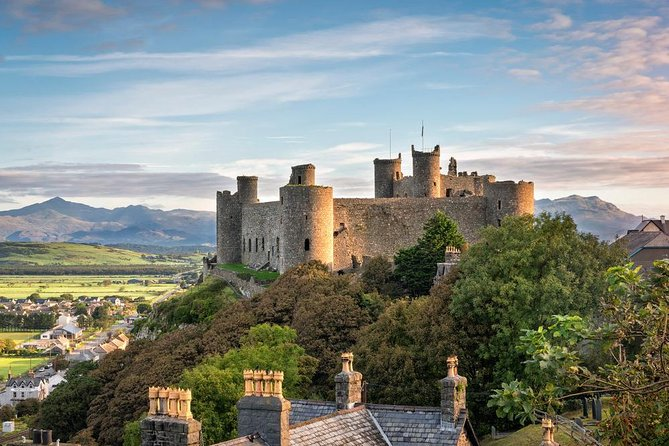 The Best of Wales: Small-group Tour from London: (6-days)
