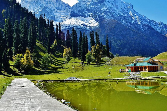 5-Night Kashmir Leisure Tour in Srinagar