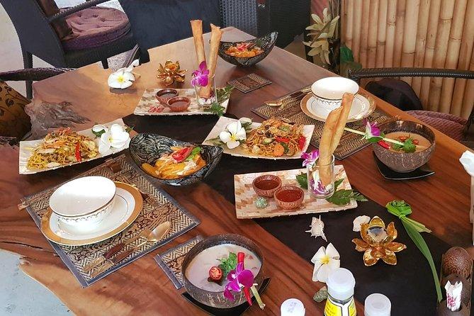 Rock the Wok Thai Cooking Class