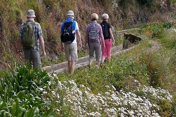 Levada do Norte Quinta Grande Levada walk