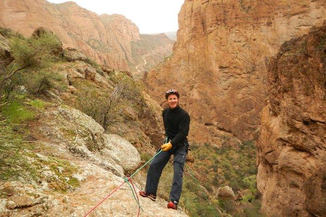 Desert Canyoneering Adventure