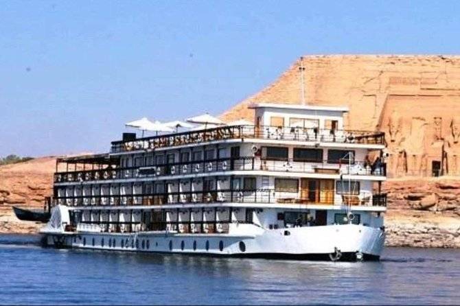 5 days 4 nights Nile Cruise from Luxor to Aswan included sleeping train tickets photo 2