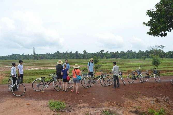 Rural Cambodia tour & Homestay one night photo 1