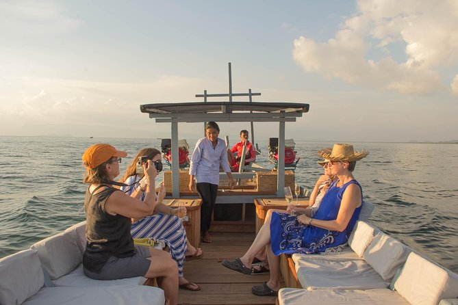 Luxury Sunset Cruise - Join in - by Knai Bang Chatt