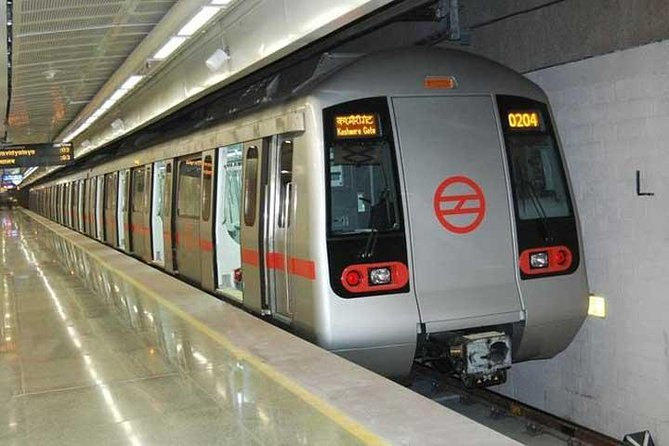 Full Day Delhi Tour by Metro Train