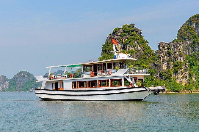 Halong Bay Cruise 1 Day Tour
