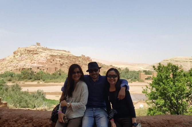 Private Merzouga Desert tour from Marrakech ends In Fez