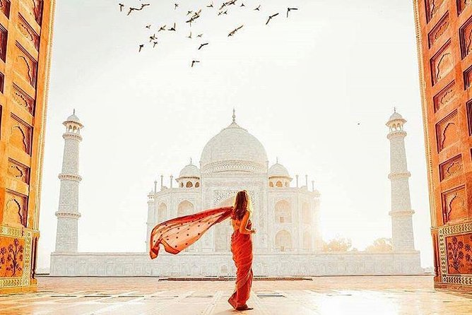 Full-Day Taj Mahal and Agra Fort Tour from Delhi photo 3