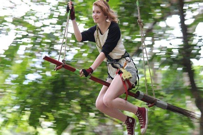 Tree Top Adventure Park Krabi Admission Ticket