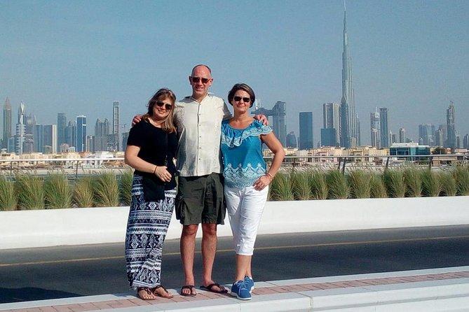 Half Day Dubai City Tour - Burj Khalifa, Museum, Jumeirah Mosque, Palm Islands